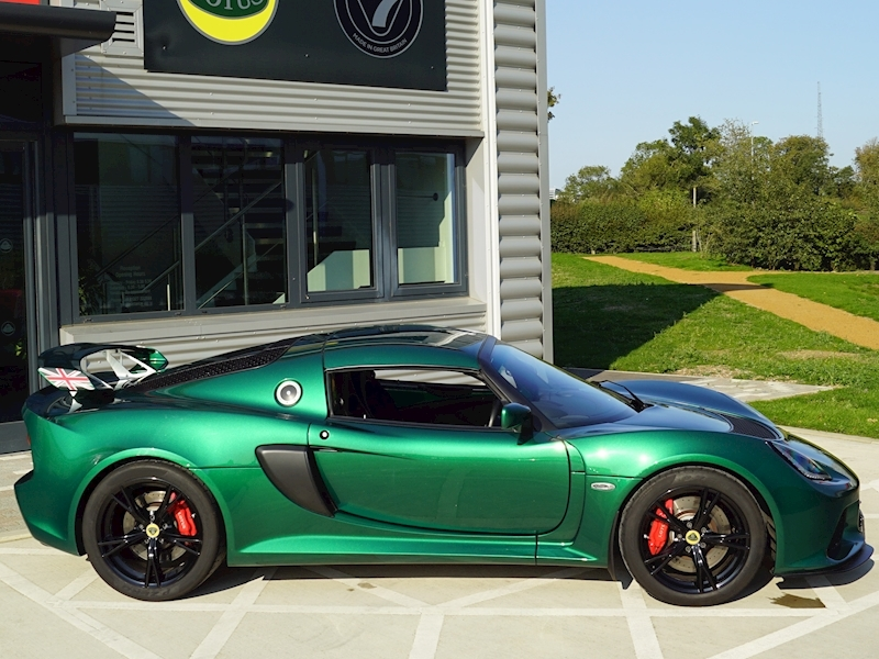 Lotus Exige S Coupe - Large 19
