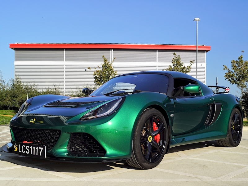 Lotus Exige S Coupe - Large 20