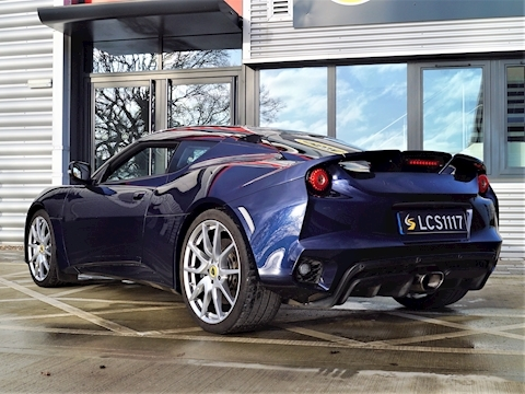 Evora 400 3.5 2dr  Coupe Manual Petrol