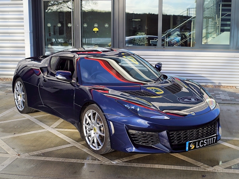 Lotus Evora 400 - Large 16