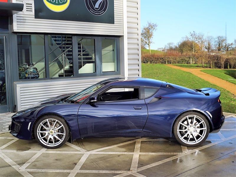 Lotus Evora 400 - Large 18