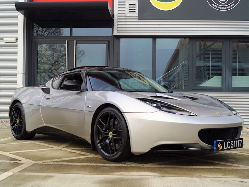 Lotus Evora Launch Edition - Large 0