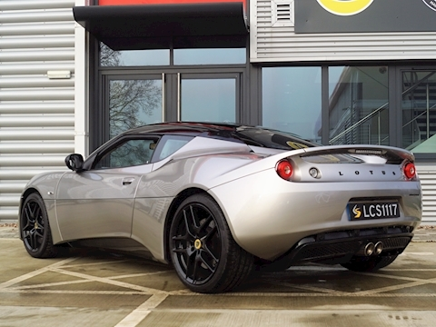 Evora  Launch Edition 3.5 Coupe Manual Petrol