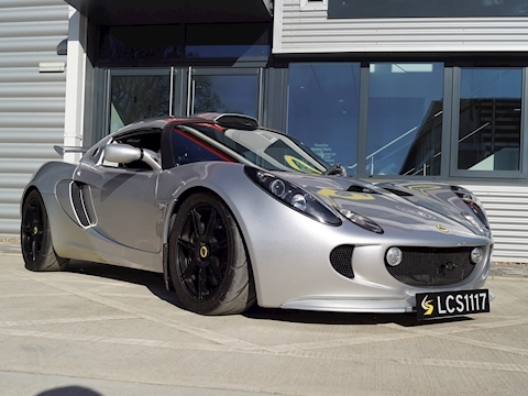 Lotus Exige S Performance 240hp