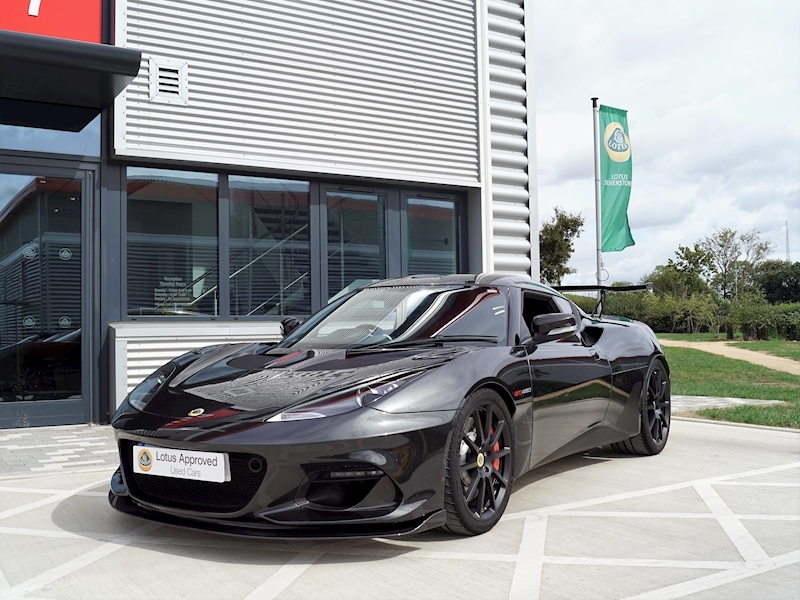 Lotus Evora GT430 - Large 0