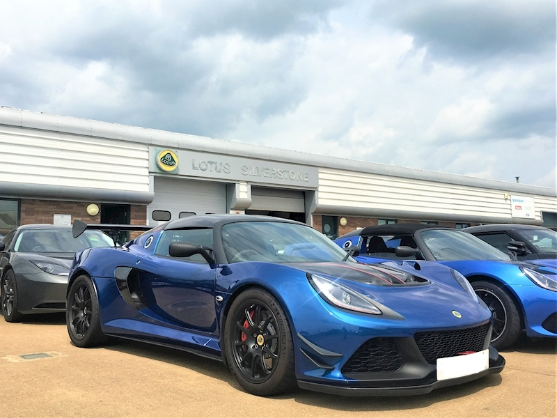 Lotus Exige CUP 380 Coupe 3.5 Manual Petrol