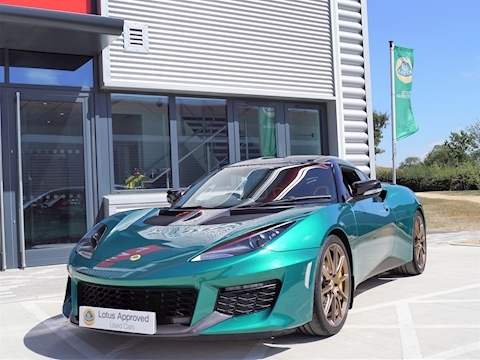 Evora  Sport 410 3.5 2dr Coupe Manual Petrol