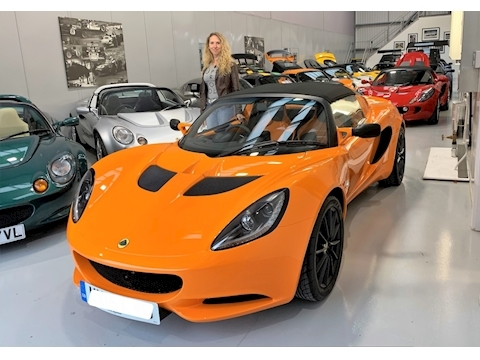 Lotus Elise 1.6 Club Racer