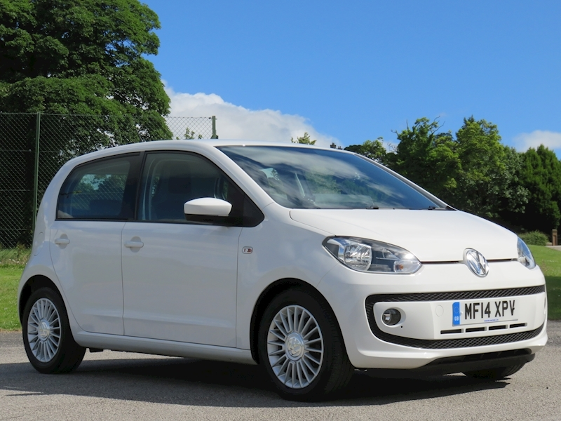 Up High Up Bluemotion Technology 1.0 5dr Hatchback Manual Petrol