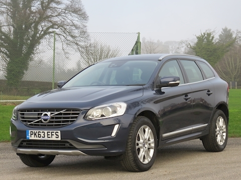 Xc60 D4 Se Lux Nav Estate 2.0 Manual Diesel