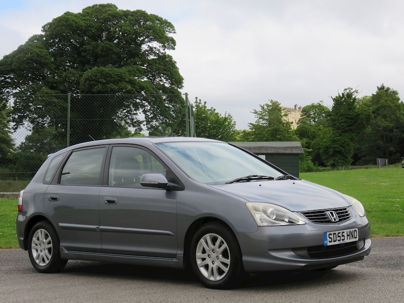 Civic V-Tec Executive Hatchback 1.6 Automatic Petrol
