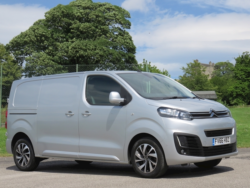 Citroen Dispatch M 1400 Enterprise Plus Bluehdi S/S
