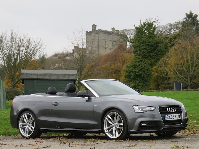 Audi A5 Tdi S Line Special Edition Plus