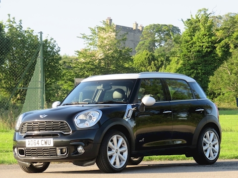 Mini Countryman Cooper S All4 Hatchback 1.6 Manual Petrol