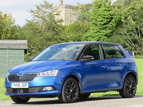 SKODA Fabia Colour Edition Hatchback 1.0 Manual Petrol