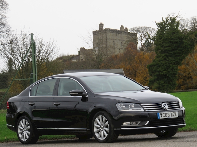 Volkswagen Passat Highline Tdi Bluemotion Technology Dsg Saloon 2.0 Semi Auto Diesel