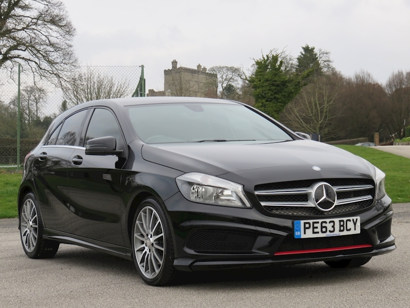 A-Class A220 Cdi Blueefficiency Amg Sport 2.1 5dr Hatchback Automatic Diesel