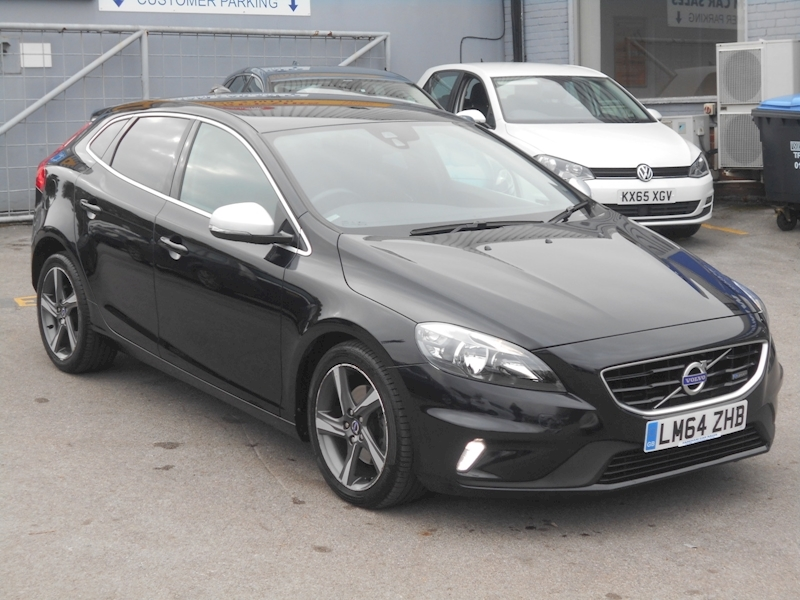 V40 T2 R-Design Hatchback 1.6 Manual Petrol