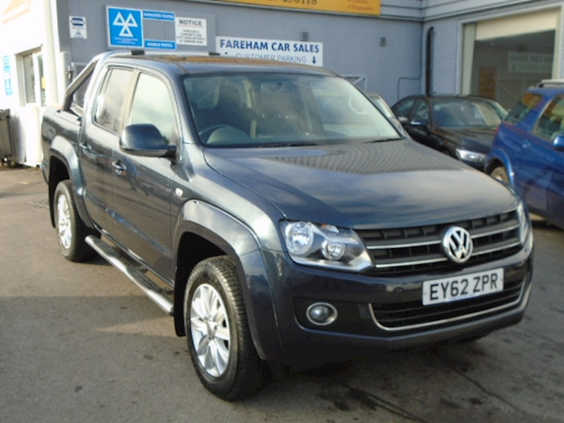Amarok Amarok Highline 4Motion D Pick-Up 2.0 Manual Diesel