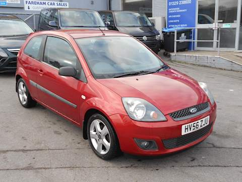 Fiesta Freedom 16V Hatchback 1.4 Manual Petrol