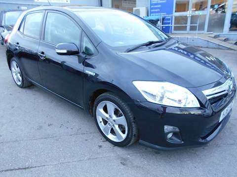 Auris T Spirit Hatchback 1.8 Cvt Petrol/Electric
