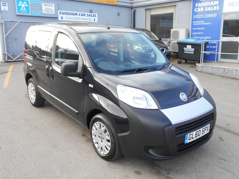 Qubo Active Mpv 1.4 Manual Petrol