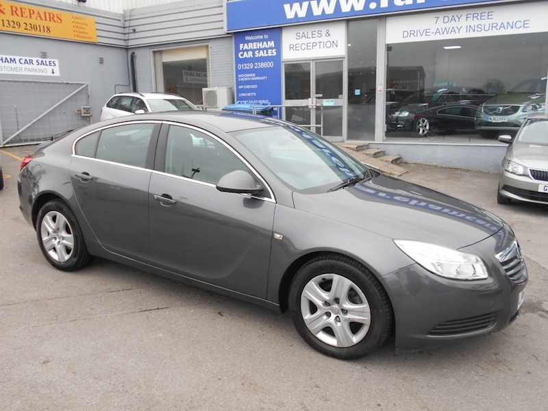 Insignia Exclusiv Cdti Hatchback 2.0 Manual Diesel