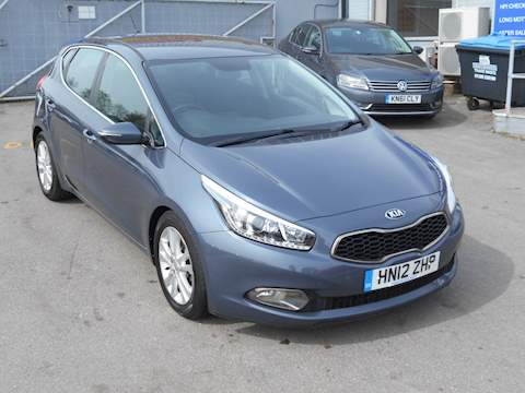 Ceed 2 Ecodynamics Hatchback 1.6 Manual Petrol