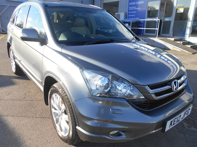Cr-V I-Vtec Ex Estate 2.0 Manual Petrol