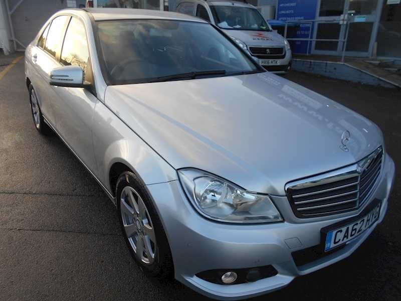C Class C180 Blueefficiency Se Saloon 1.8 Manual Petrol
