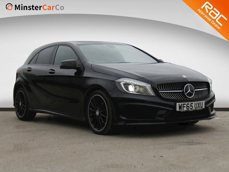 Mercedes-Benz A-Class A200 Cdi Amg Night Edition