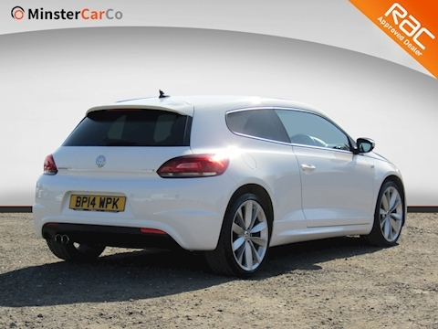 Scirocco R Line Tdi Coupe 2.0 Manual Diesel