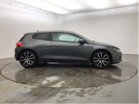 Scirocco Gt Tsi Bluemotion Technology Coupe 2.0 Manual Petrol