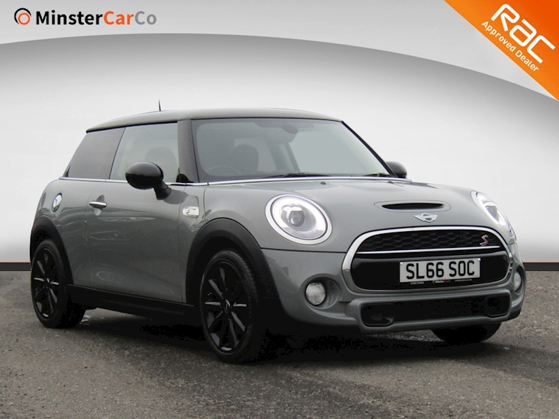 Used Mini Mini Cooper Sd Minster Car Co