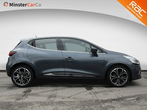 Clio Signature Nav Dci Hatchback 1.5 Manual Diesel