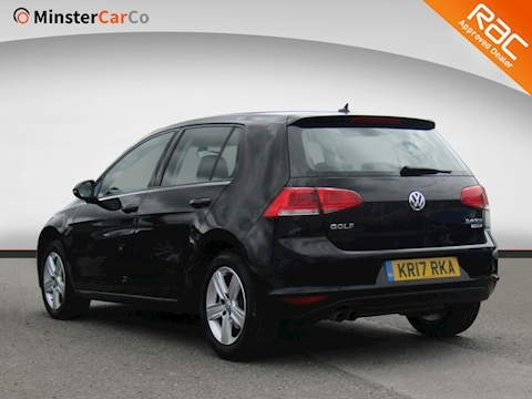 Golf Match Edition Tdi Bmt Dsg Hatchback 2.0 Semi Auto Diesel