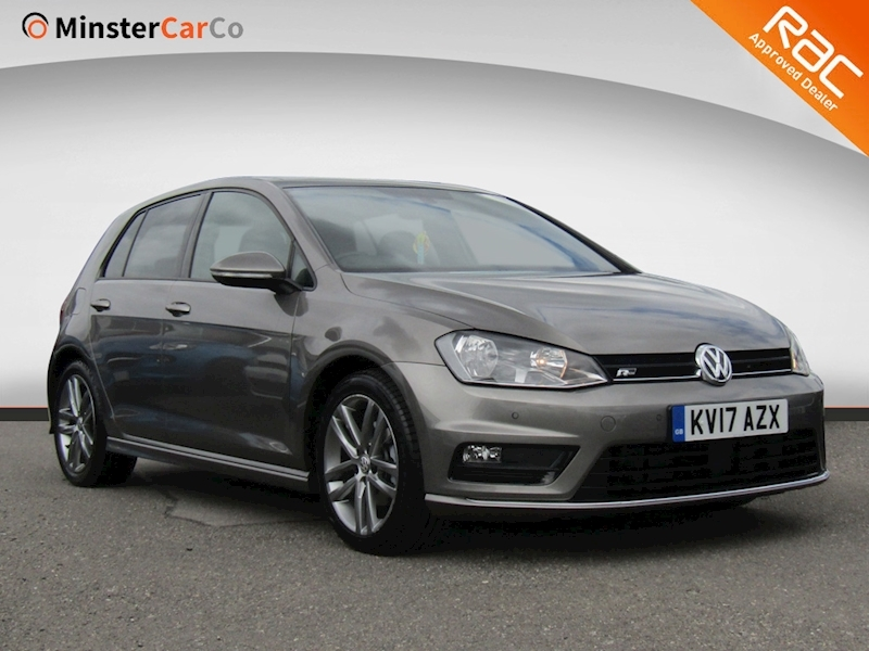 Used Volkswagen Golf R Line Edition Tdi Bmt Dsg | Minster Car Co -