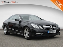 Mercedes-Benz E Class E220 Cdi Blueefficiency Sport - Thumb 0