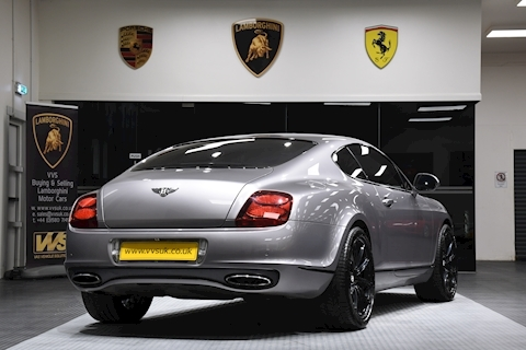 Continental Supersports Coupe 6.0 Automatic Petrol/Alcohol