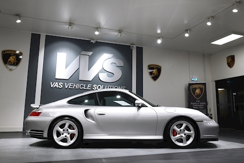 911 996 Turbo 3.6 2dr Coupe Petrol