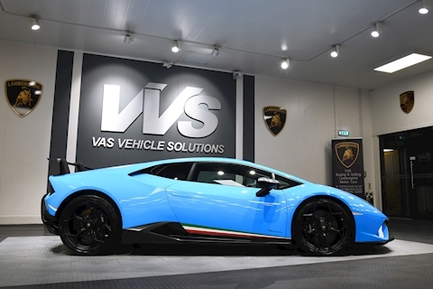Huracan Performante 5.2 2dr Coupe Automatic Petrol