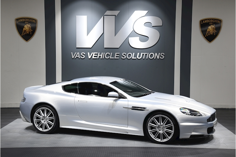 Dbs V12 Coupe 5.9 MANUAL Petrol
