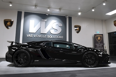 Aventador LP 750-4 Superveloce Coupe 6.5 ISR Petrol