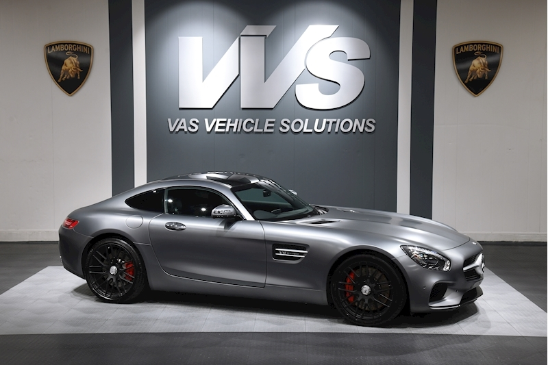 AMG GT GTS 4.0 2dr Coupe Automatic Petrol