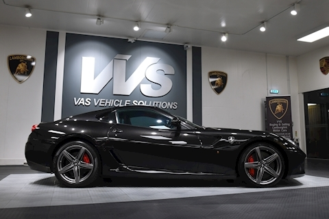 599 HGTE 6.0 2dr Coupe Automatic Petrol