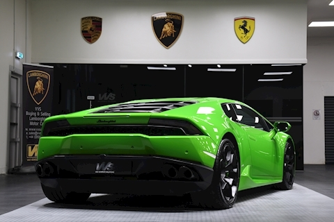 Huracan LP 610-4 5.2 2dr Coupe Auto HIGH SPEC