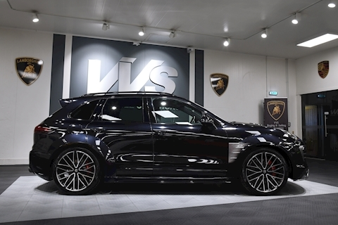 Cayenne V8 Turbo Tiptronic S Estate 4.8 Automatic Petrol