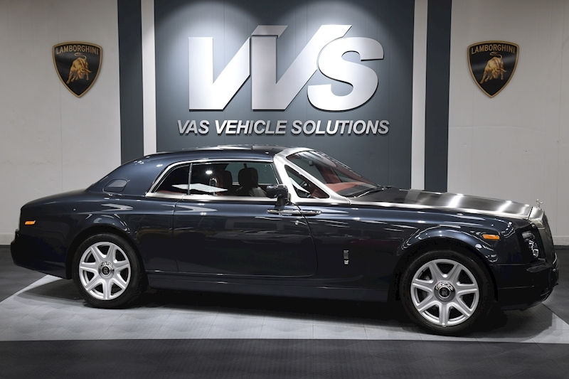 Phantom 6.7 Coupe 2dr Petrol Automatic 6.7 2dr Coupe Automatic Petrol