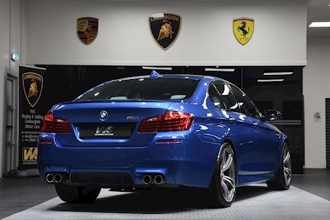 M5 Saloon 4.4 4dr Saloon Automatic Petrol