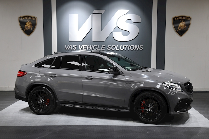 Mercedes-Benz GLE Class AMG S